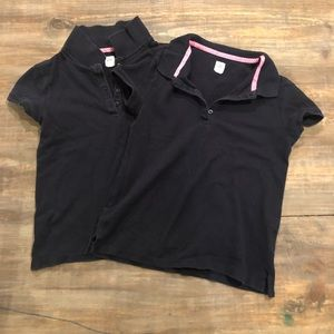 Set of 2 Gap Polos (Size M/8)